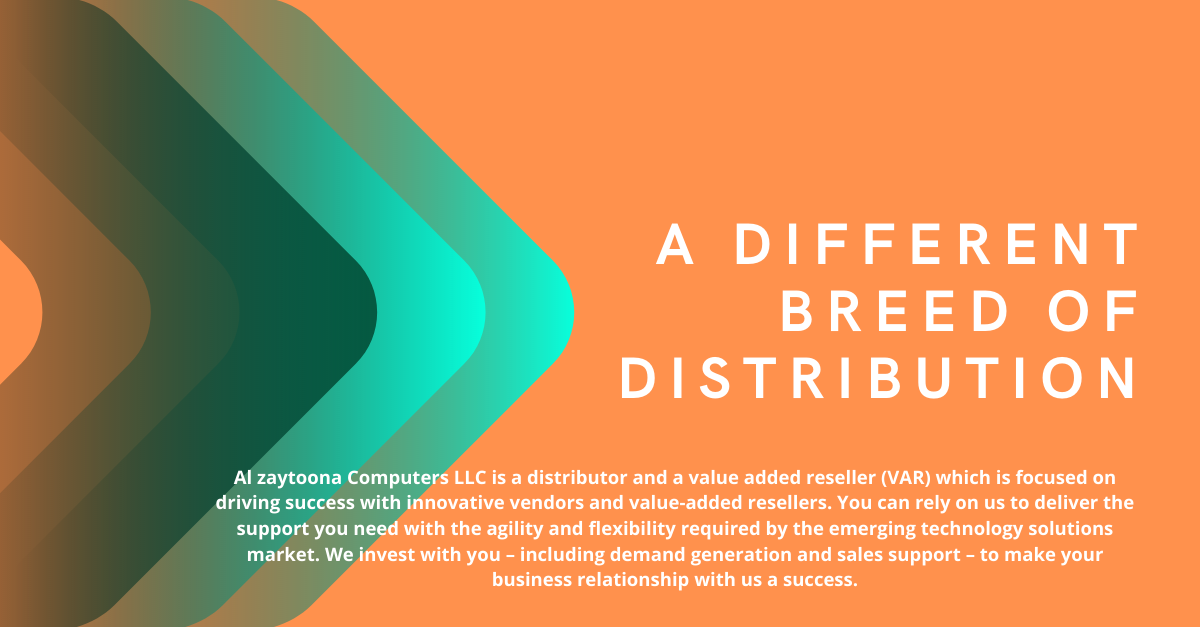 Distributor of IT products